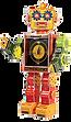 Robot Clock 3D Puzzle