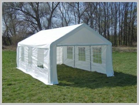 4x6 meters PVC Tent (PROFI)