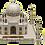Thumbnail: Taj Mahal (Small)