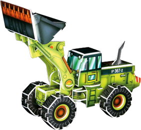 Construction: Wheel Loader
