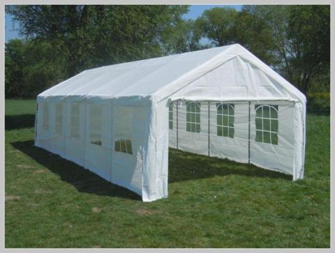 3x9 meters PVC Tent (PROFI)