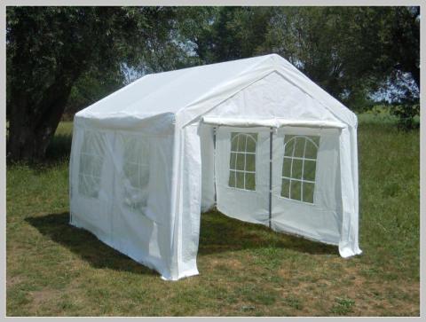 3x4 meters PVC Tent (PROFI)