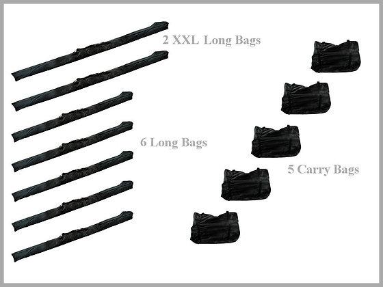 13 Piece XXL Carry Bag (6:2:5)