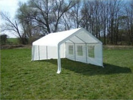 Tent side panels