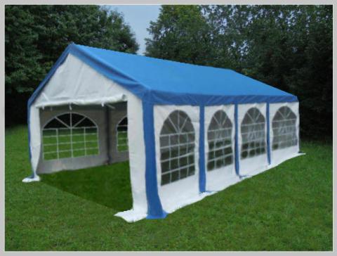 4x8 meters PVC Pro Modular (Blue)