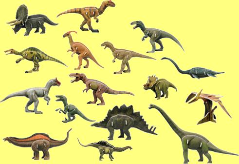 Dinosaur Series : The Lost World