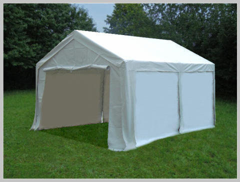 4x4 meters PVC Pro Modular (without windows)