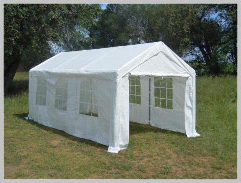 3x6 meters PVC Tent (PROFI)