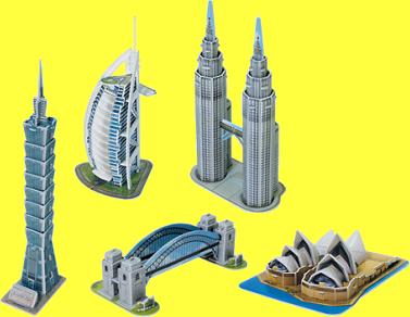 World Famous Mini Architecture Series 3