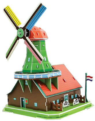 Windmill on the Roof
