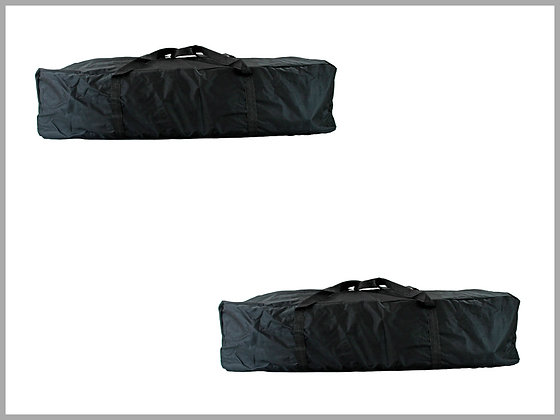 Tent bag (x2) for Basic Steel 3x6 and 3x9