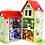 Thumbnail: Happy House (Story & Sticker Book Included)