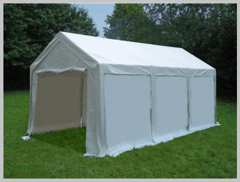 4x6 meters PVC Pro Modular (without windows)