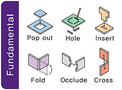 3D Puzzles assembly