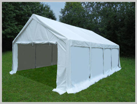 5x8 meters PVC Pro Modular (without windows)
