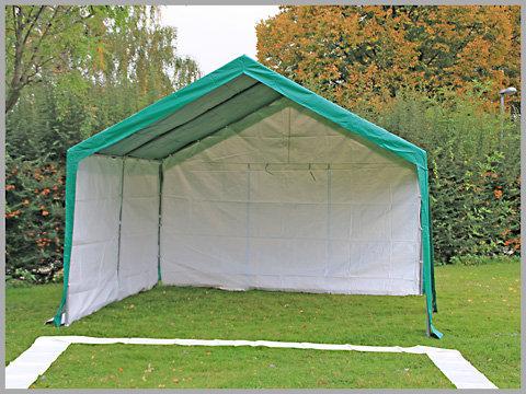 Pavilion rain gutter - 5 meters PE (Opposite)