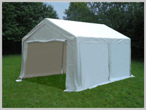 3x4 meters PVC Pro Modular (without windows)