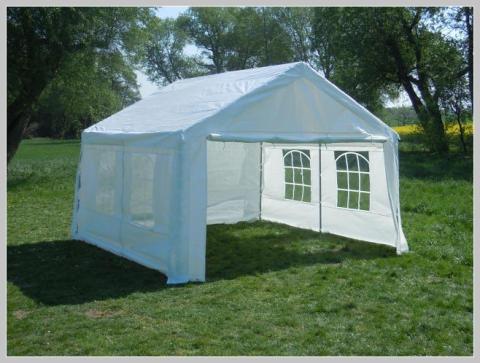 4x4 meters PVC Tent (PROFI)