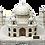 Thumbnail: Taj Mahal