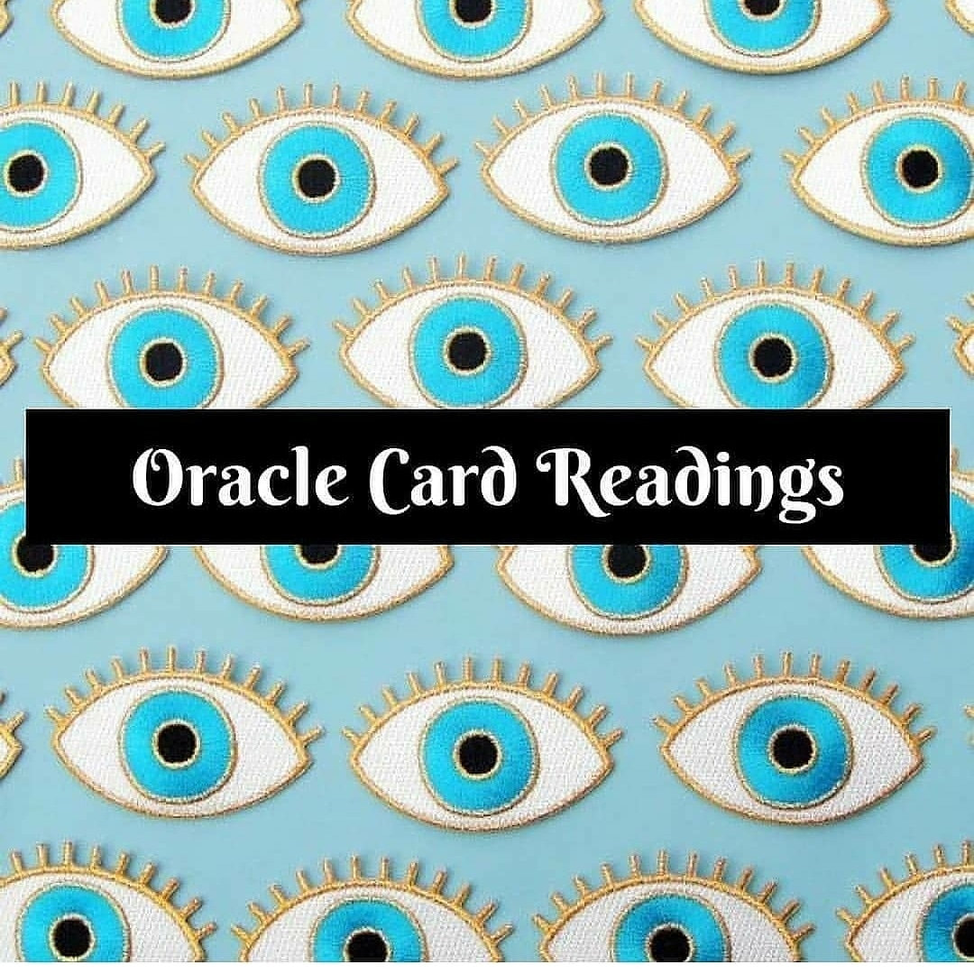 Oracle Reading: 3 Card Spread