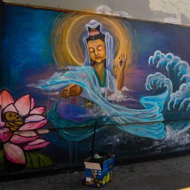 China Town Graffiti - Oakland CA