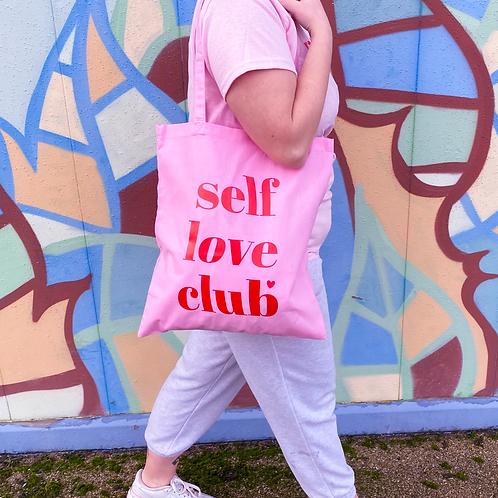 SELF LOVE CLUB TOTE