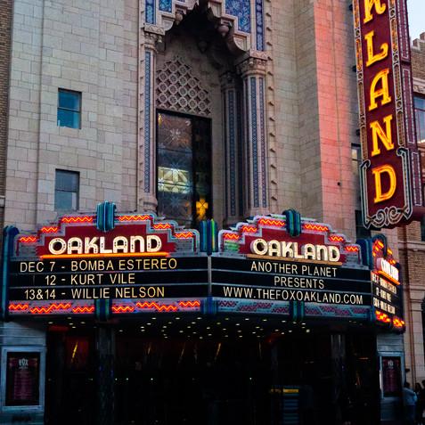Oakland Theater - C