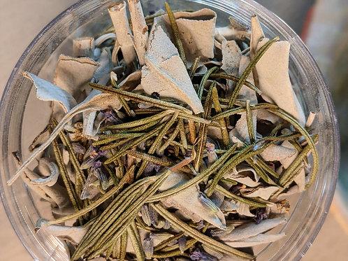 Sage, Rosemary & Lavendar Mix