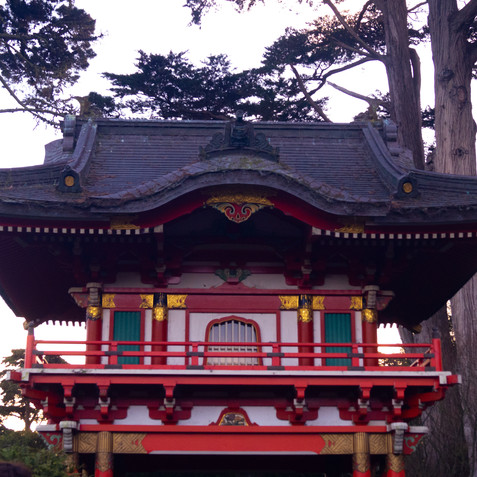 Japanese Garden - San Francisco, CA