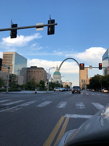 St Louis Arch & Old Courthouse - IMG_089