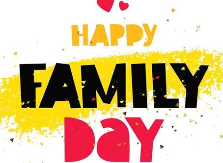 Enjoy Family Day!