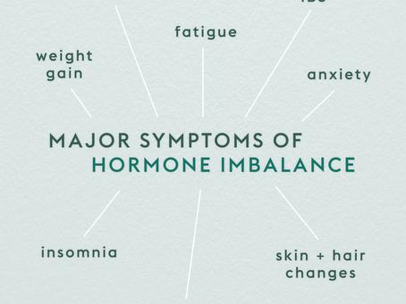 Let's talk hormones