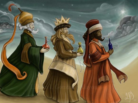 Wise Men from Away