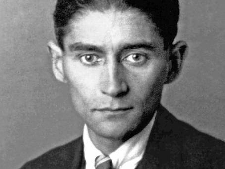 """Franz Kafka (""""Parables & Paradoxes"""")"""