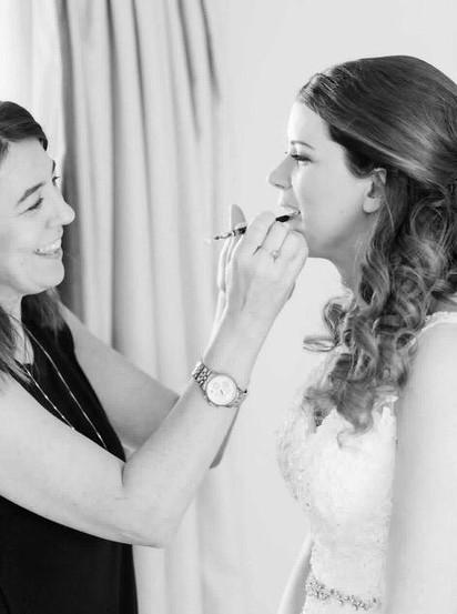 Jennifer Mathieson - Bridal Makeup Work