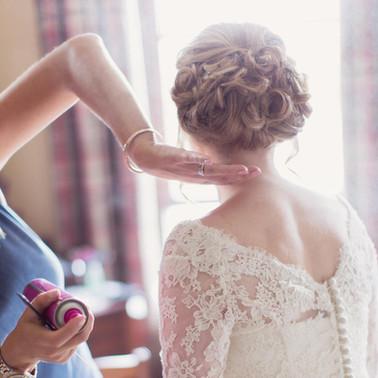 Jennifer Mathieson Bridal Hair and Makeup