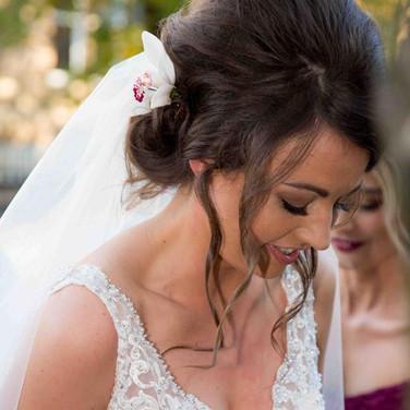 Jennifer Mathieson Bridal Hair