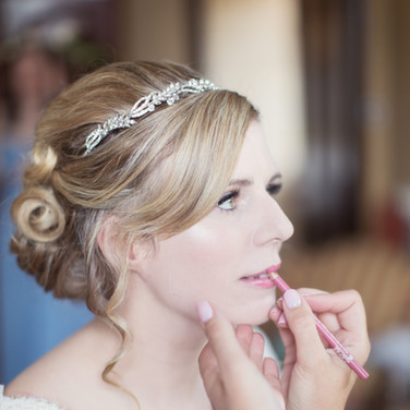 Jennifer Mathieson - Bridal Hair & Makeup