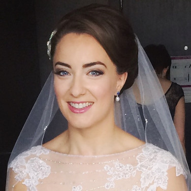 Jennifer Mathieson Bridal Hair Work