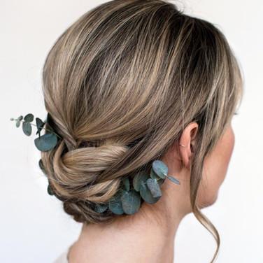 Bridal Hair by Jennifer Mathieson