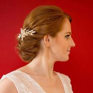 Jennifer Mathieson Bridal Hair & Makeup Work