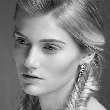 Jennifer Mathieson Editorial Hair Work
