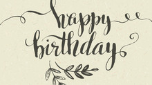 Life, Love, and Birthdays