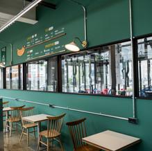 8RAW  X  CAFE