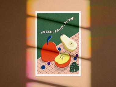 PROJECT [FRESH,FRUIT,FLOW]