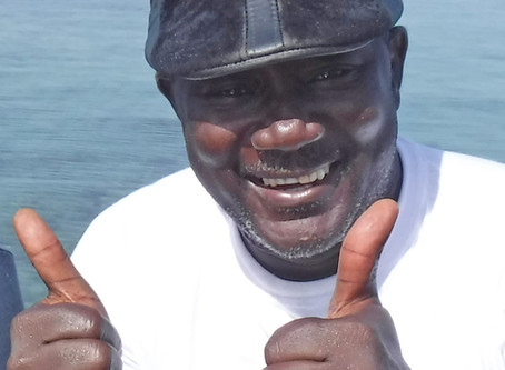 O Pai das tartarugas da Guiné-Bissau