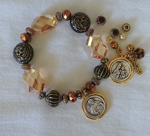 Sacred Heart of Jesus Bracelet