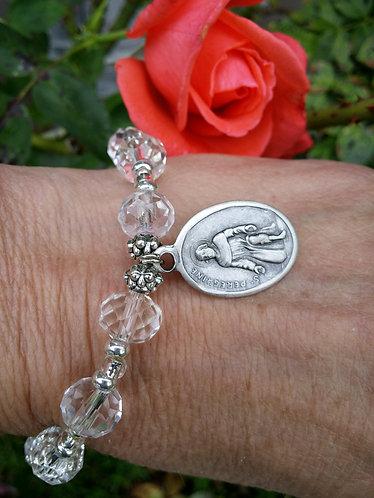 Saint Peregrine Bracelet