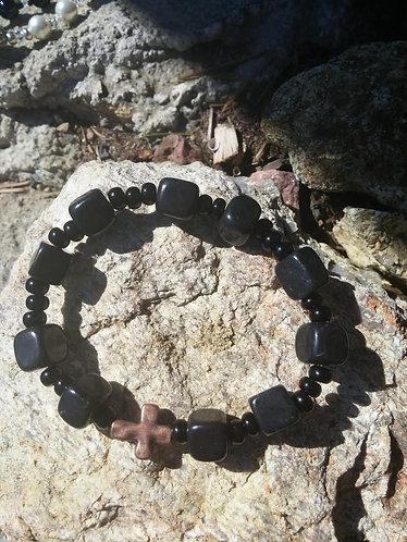 Boys Holy Communion Bracelet