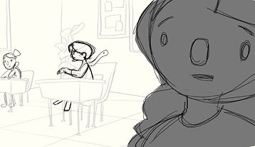 Scene 07 Rough Animation